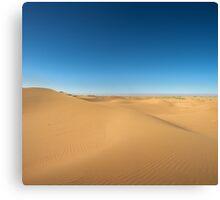Majestic dune landscape Canvas Print