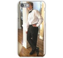 Disabled Child In Suit iPhone Case/Skin