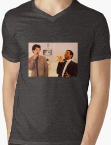 Jean-Ralphio and Tom Mens V-Neck T-Shirt