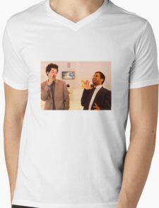 Jean-Ralphio and Tom Mens V-Neck T-Shirt