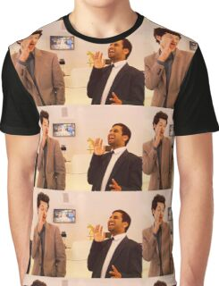 Jean-Ralphio and Tom Graphic T-Shirt