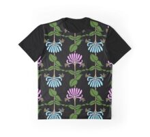 Spring Floral Graphic T-Shirt