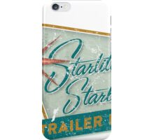 Starlite Starbrite Trailer Park iPhone Case/Skin