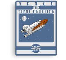 """""""Space the Final Frontier"""" 