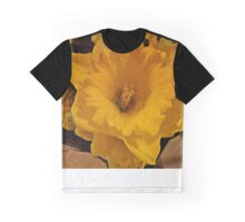 Golden Daffodils  Graphic T-Shirt