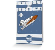 """Explore the Unknown"" 