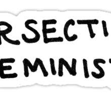 Intersectional Feminsim Sticker