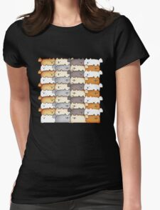Pawesome Womens Fitted T-Shirt