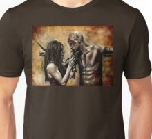 Octavia and Lincoln Unisex T-Shirt