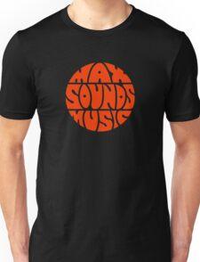 Max Sounds Music - Orange T-Shirt