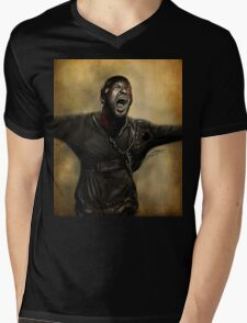Reaper Lincoln Mens V-Neck T-Shirt