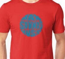 Max Sounds Music - Blue Unisex T-Shirt