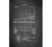 Soldier Shield Patent 1918 Photographic Print