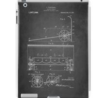 Soldier Shield Patent 1918 iPad Case/Skin