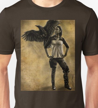 Raven Stay Strong 1 Unisex T-Shirt