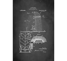 Soldier Protector Patent 1918 Photographic Print