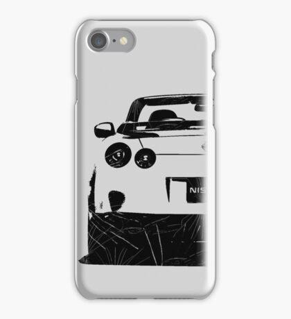 nissan gtr, nissan vintage iPhone Case/Skin