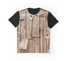 Working Tools Graphic T-Shirt