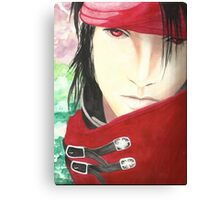 Vincent Valentine Water Painting Canvas Print
