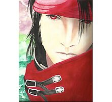 Vincent Valentine Water Painting Photographic Print