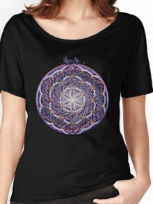 Blossoming Activation Women's Relaxed Fit T-Shirt