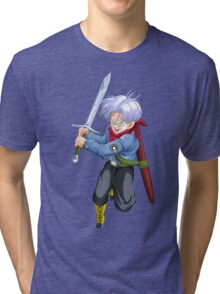 Mirai Trunks Tri-blend T-Shirt