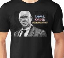 Donald Cragen Law and Order SVU Unisex T-Shirt