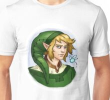 Grown up Link and Navi Unisex T-Shirt