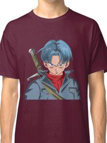 Mirai Trunks Face Classic T-Shirt
