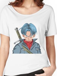 Mirai Trunks Face Women's Relaxed Fit T-Shirt