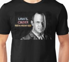Elliot Stabler Law and Order SVU Unisex T-Shirt