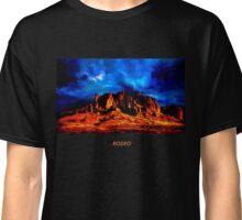 TRAVI$ SCOTT- RODEO TEES (DESERT)` Classic T-Shirt