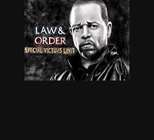 Fin Tutuola from Law and Order svu Unisex T-Shirt