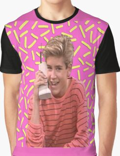 Saved By Zack Morris Graphic T-Shirt