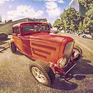 Red Deuce Coupe by Steve Walser