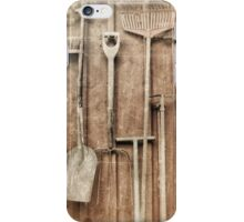 Working Tools iPhone Case/Skin