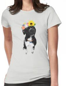 Wilbur Womens Fitted T-Shirt