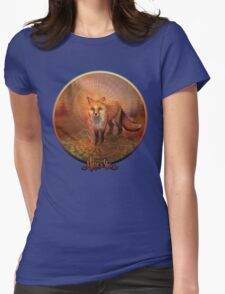 Wise Fox Womens Fitted T-Shirt