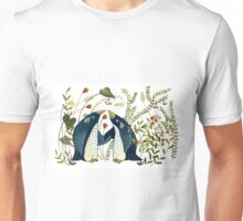 pinguin friends Unisex T-Shirt