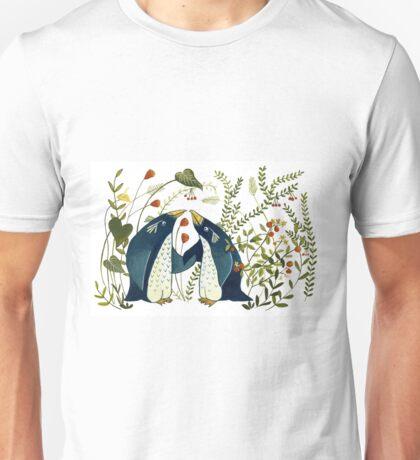 pinguin friends Unisex T-Shirt