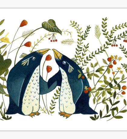 pinguin friends Sticker