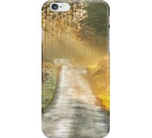 The Road Home iPhone Case/Skin