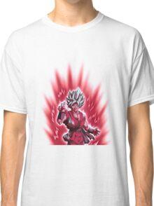 Goku God Kaioken x10 Classic T-Shirt