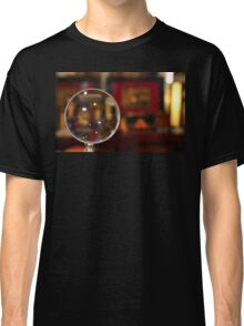 Magnifying Glass Classic T-Shirt