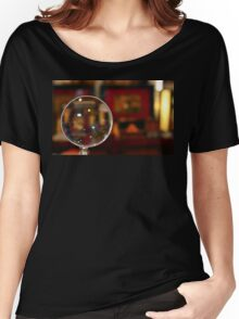 Magnifying Glass Women's Relaxed Fit T-Shirt