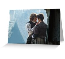 Frasers at Leoch Greeting Card