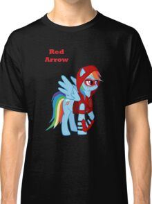 Rainbow Dash Red Arrow Classic T-Shirt