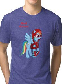 Rainbow Dash Red Arrow Tri-blend T-Shirt