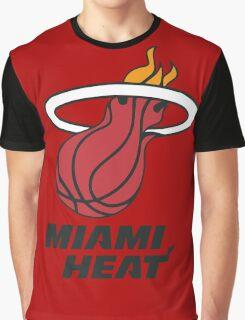 Miami Heat Graphic T-Shirt