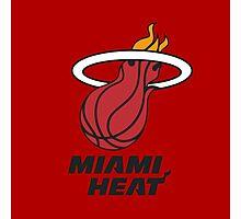 Miami Heat Photographic Print